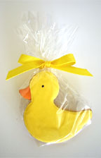 Rubber Ducky Cookie Favors