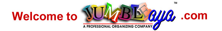 JUMBLEaya Prefessional Organizing & Event Planning